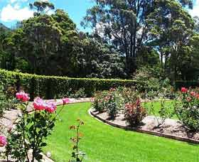 Wollongong Botanic Garden - Accommodation Gladstone