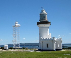 Point Perpendicular Lighthouse and Lookout - Accommodation Gladstone
