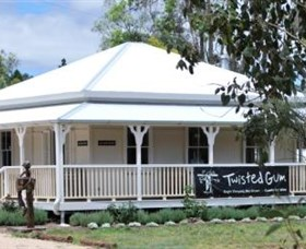 Twisted Gum Wines - Accommodation Gladstone