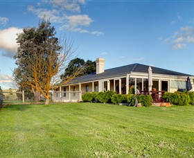 Coombe Yarra Valley - Accommodation Gladstone