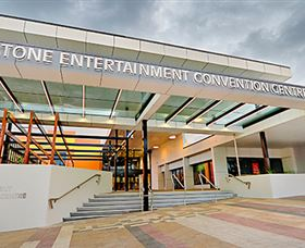Gladstone Entertainment and Convention Centre - Accommodation Gladstone