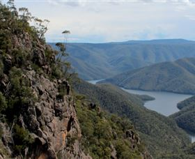 Landers Falls Lookout - Accommodation Gladstone