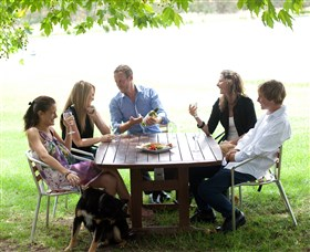 Hidden Creek Winery and Cafe - Accommodation Gladstone