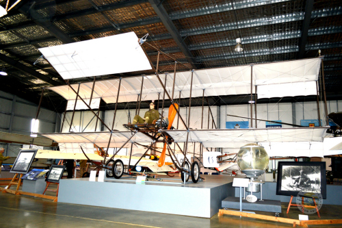 Australian Army Flying Museum - Accommodation Gladstone