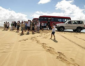 Port Stephens 4WD Tours - Accommodation Gladstone