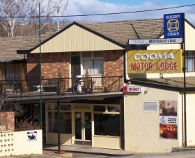 Cooma Motor Lodge Coach Tours - Accommodation Gladstone