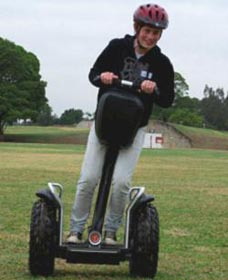 Segway Tours Australia - Accommodation Gladstone