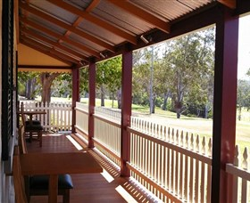 Riverside Oaks Golf Course - Accommodation Gladstone