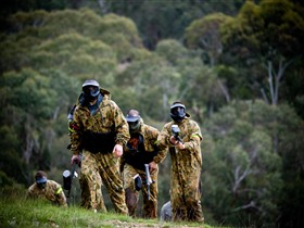 Paintball Sports - Accommodation Gladstone