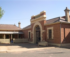 Old Wentworth Gaol - Accommodation Gladstone