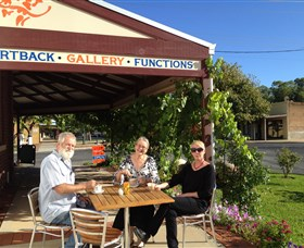 Artback Australia Gallery and Cafe - Accommodation Gladstone