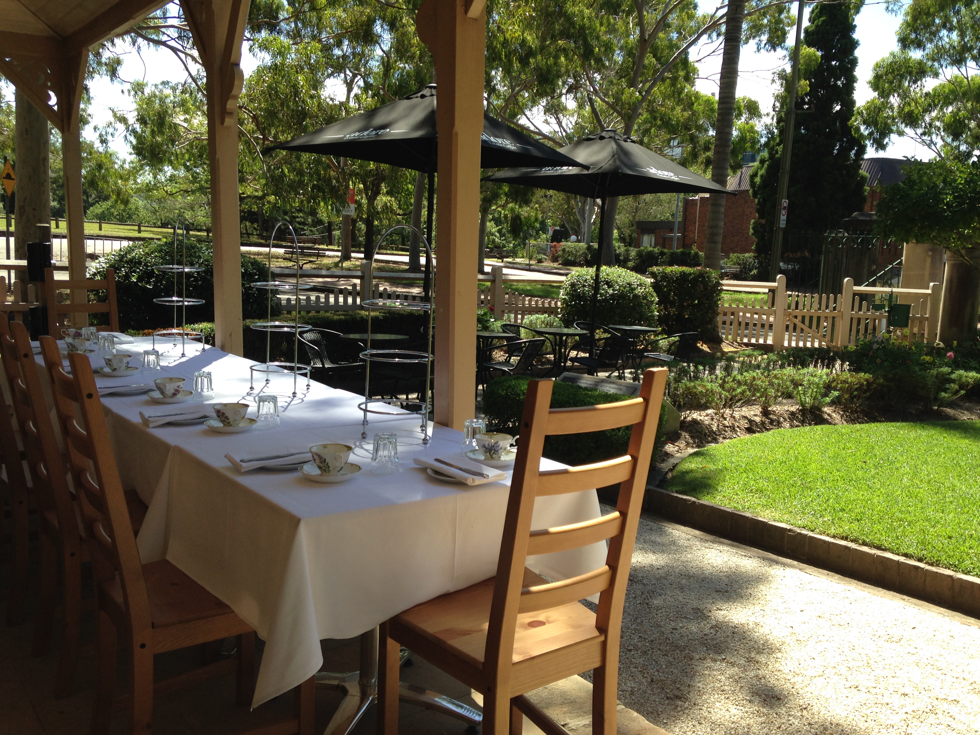 Gatehouse High Tea Rooms - Accommodation Gladstone