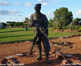 Cobar Miners Heritage Park - Accommodation Gladstone