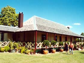 Capella Pioneer Village - Accommodation Gladstone