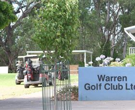 Warren Golf Club - Accommodation Gladstone