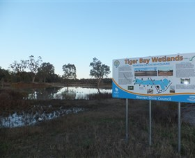 Tiger Bay Wetlands - Accommodation Gladstone