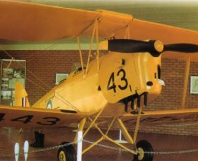 Tiger Moth Memorial - Accommodation Gladstone