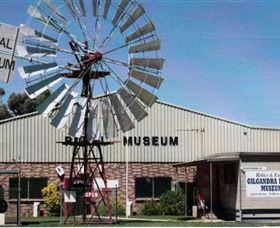 Gilgandra Rural Museum - Accommodation Gladstone