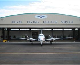 Royal Flying Doctor Service Dubbo Base Education Centre Dubbo - Accommodation Gladstone