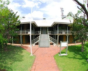 Moree Lands Office Historical Building - Accommodation Gladstone