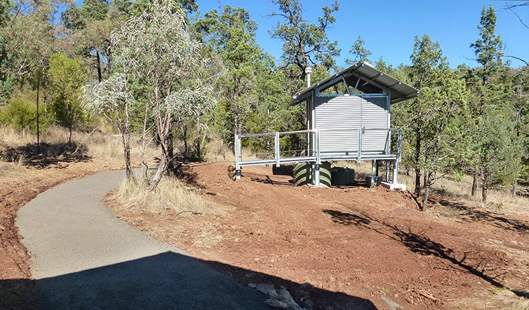 Wagun picnic area - Accommodation Gladstone