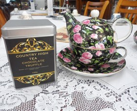 Country High Tea - Accommodation Gladstone