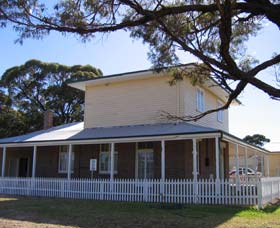 Restored Australian Inland Mission Hospital - Accommodation Gladstone