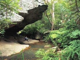 Cania Gorge National Park - Accommodation Gladstone