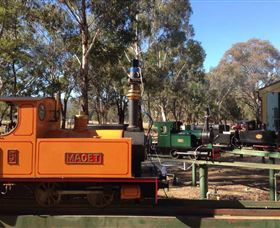Mudgee Miniature Railway - Accommodation Gladstone