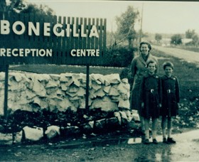 Bonegilla Migrant Experience - Accommodation Gladstone