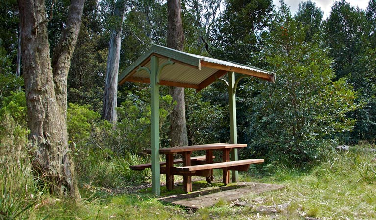 Devils Hole lookout walk and picnic area - Accommodation Gladstone
