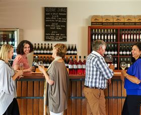 Upper Reach Winery and Cellar Door - Accommodation Gladstone