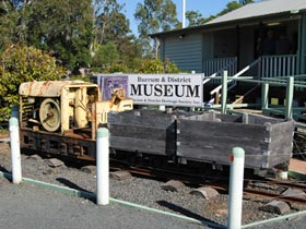Burrum and District Mining Museum - Accommodation Gladstone