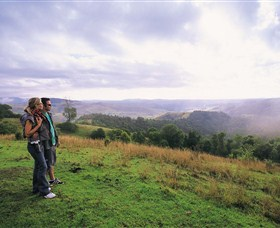 Mallanganee Lookout - Accommodation Gladstone