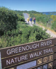 Greenough River Nature Trail - Accommodation Gladstone