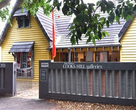 Cooks Hill Galleries - Accommodation Gladstone