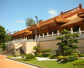 Chung Tian Temple - Accommodation Gladstone