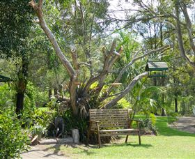 Mondrook Garden Cafe Gallery and Function Centre - Accommodation Gladstone