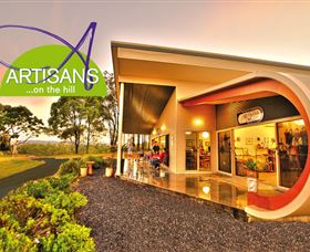 Artisans On The Hill - Accommodation Gladstone