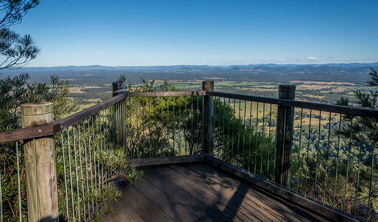 Newbys lookout - Accommodation Gladstone