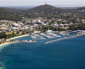 dAlbora Marinas Nelson Bay - Accommodation Gladstone
