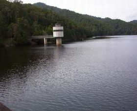 Clarrie Hall Dam - Accommodation Gladstone