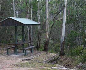 White Rock River picnic area - Accommodation Gladstone