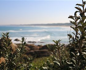Cape Conran Coastal Park - Accommodation Gladstone