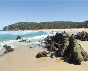 Armands Beach Bermagui - Accommodation Gladstone