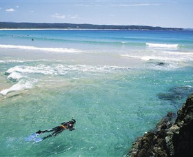 Merimbula Main Beach - Accommodation Gladstone