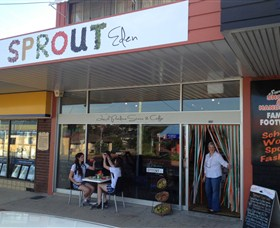 Sprout Eden - Accommodation Gladstone