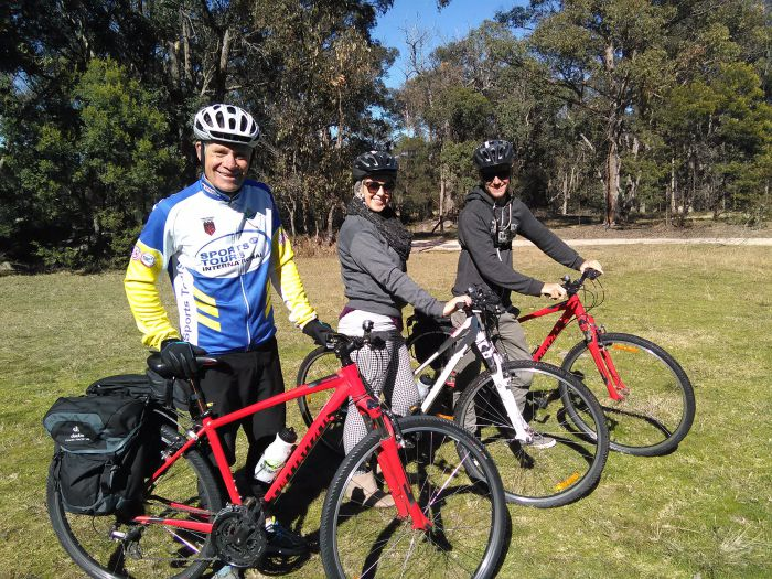 Granite Belt Bicycle Tours and Hire - Accommodation Gladstone