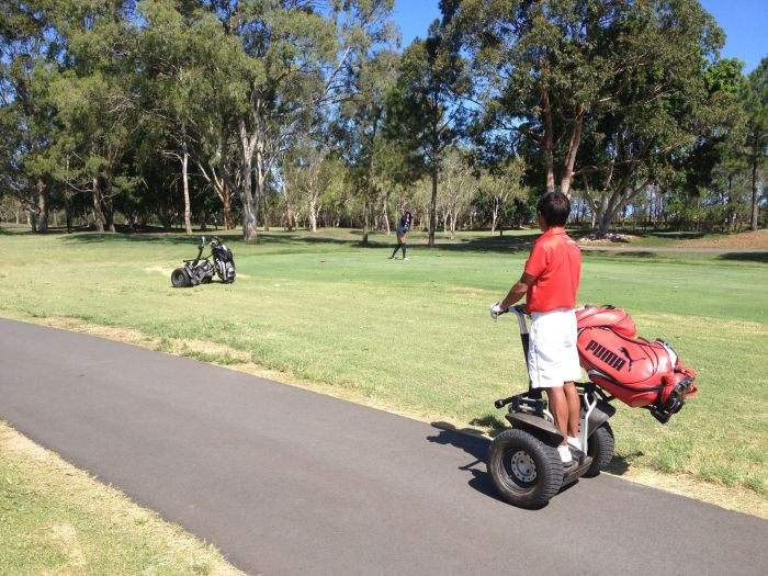 Time Out Adventures - Segway Laser Clay Water Balls and More - Accommodation Gladstone