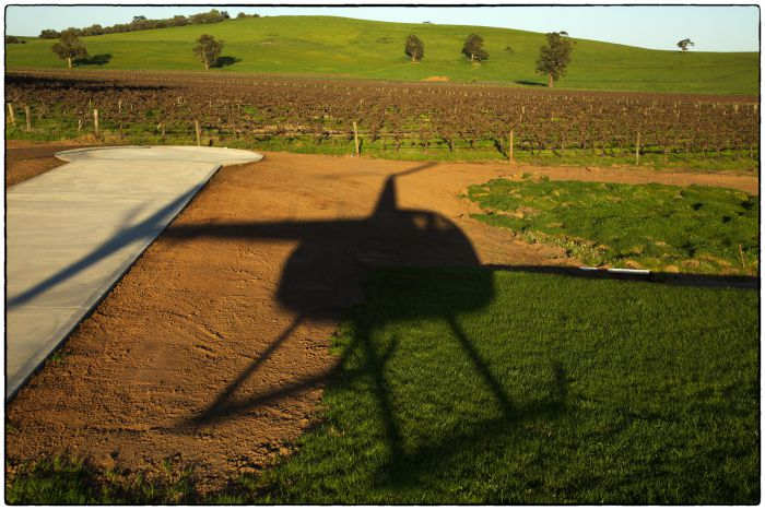 Barossa Helicopters Pty Ltd - Accommodation Gladstone
